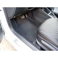 3d коврики для Hyundai Solaris 2 (2017-2020) из EVA